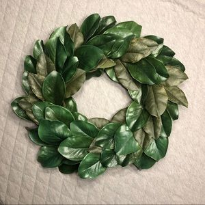 Other - Magnolia Leaf Wreath